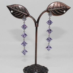 NEW Korean Silver Earrings